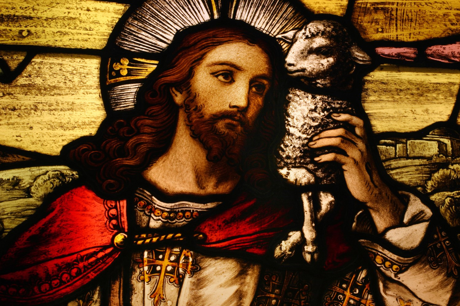 This Is What Jesus' Friends And Family Actually Called Him — And No, It Wasn't Jesus.