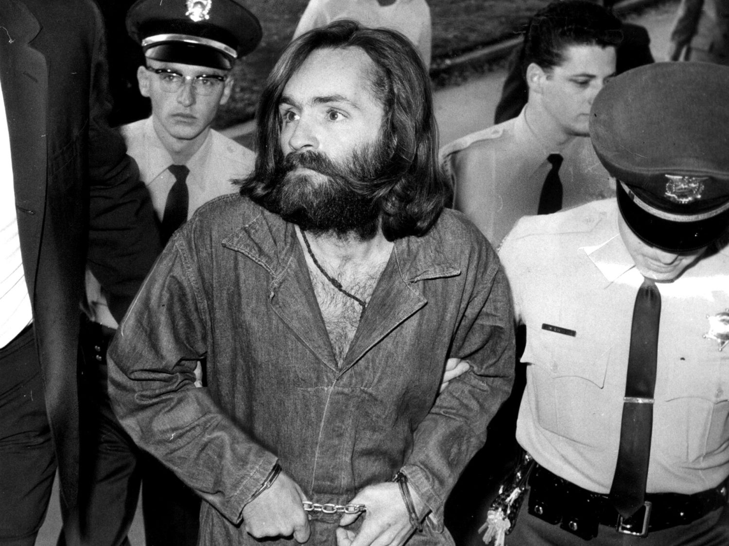 Charles Manson Jr. Couldn't Escape His Father's Crimes, So He Shot Himself