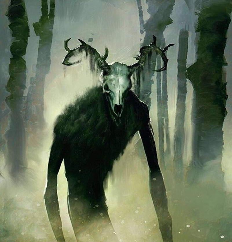 Wendigo – A Horrifying Monster Of Native American Folklore