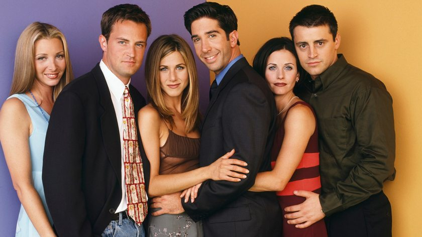"""Friends Stars Jennifer Aniston, David Schwimmer Dating Months After Admitting """"crush"""" On Each Other: Report"""