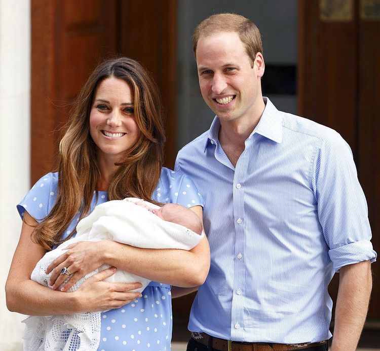 Prince William And Kate Middleton Have Changed Prince George's Name