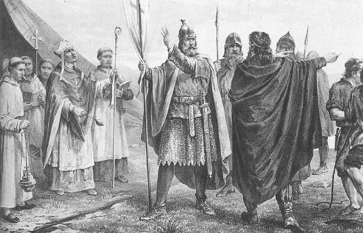 Blood Eagle – The Violent Viking Execution