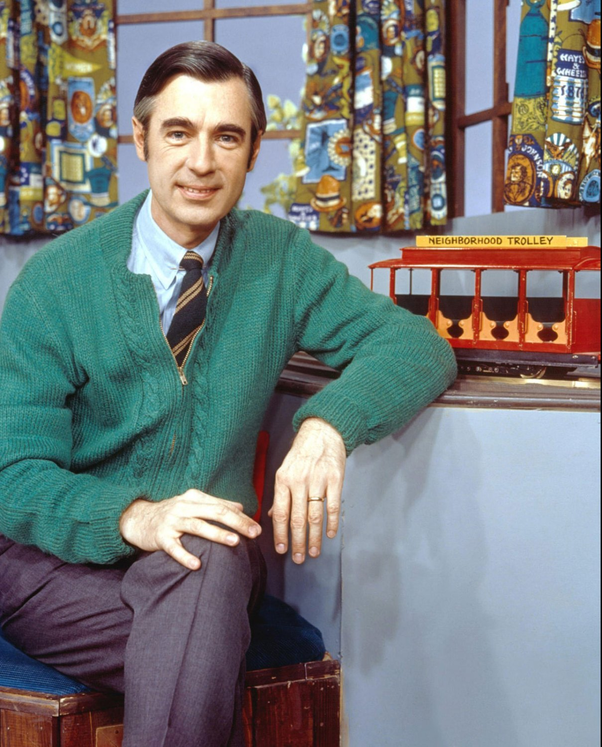 The Truth Behind Those Rumors About Mr Rogers Tattoos That Surfaced After His Death