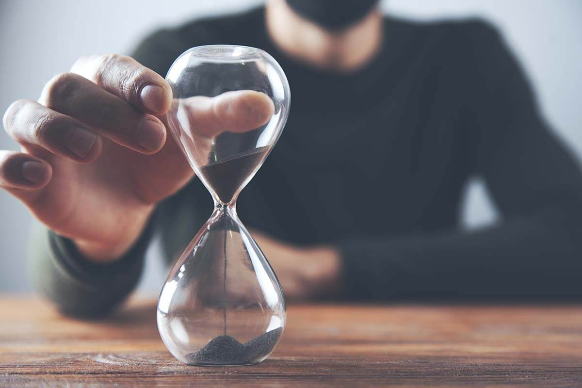 Stop The Rush – The Key Steps To Increasing Your Patience