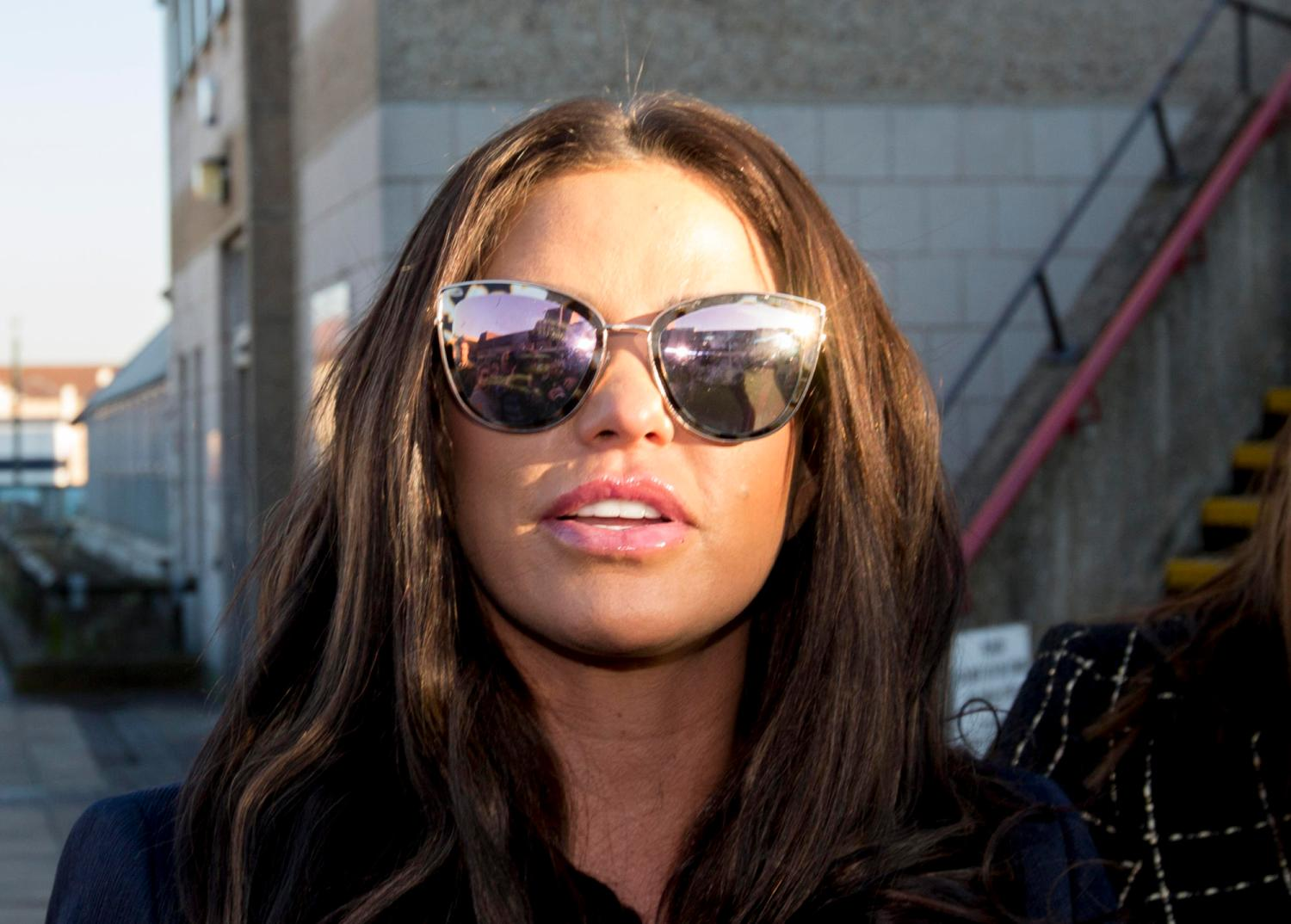 Katie Price's Fiancé Breaks Silence Following Alleged Attack Which Left Her Hospitalized