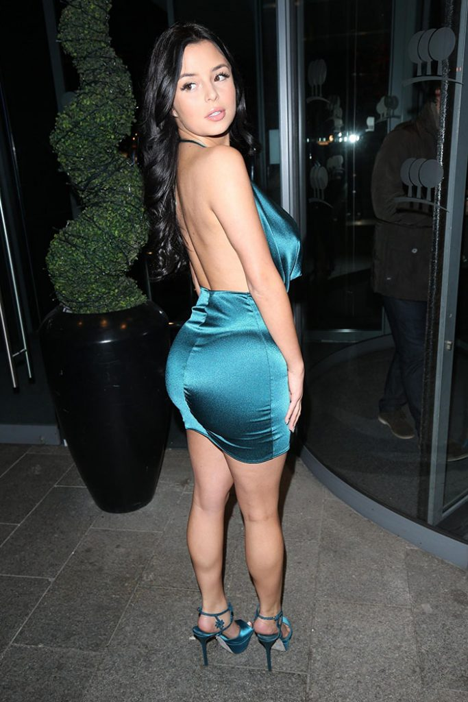 Birmingham Beauty Demi Rose Looked Super Beautiful In Her New Pictures