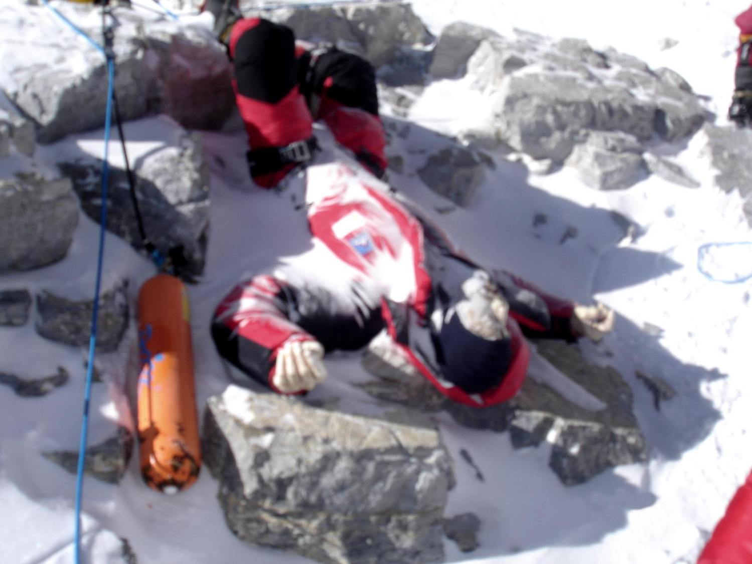 The Tragedy Of Hannelore Schmatz, The First Woman To Die On Mount Everest