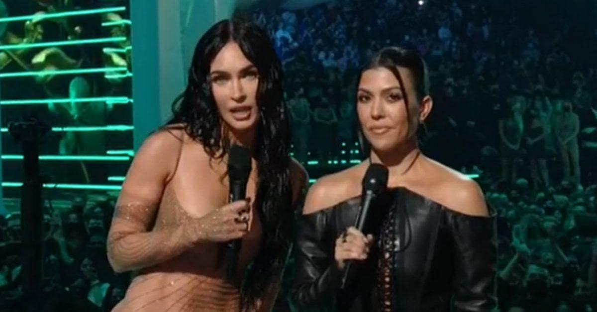Megan Fox And Kourtney Kardashian Are The Dream Team As They Pose For Skims