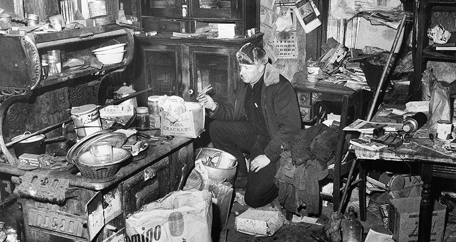 Ed Gein And His House Of Horrors