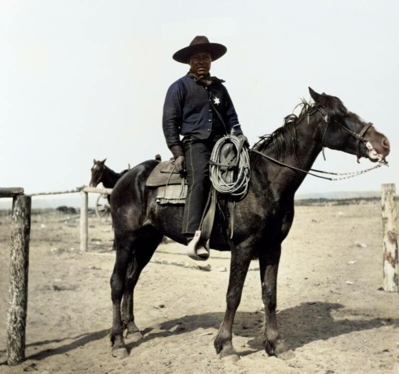 33 Powerful Old West Photos Document America's Rapid Expansion