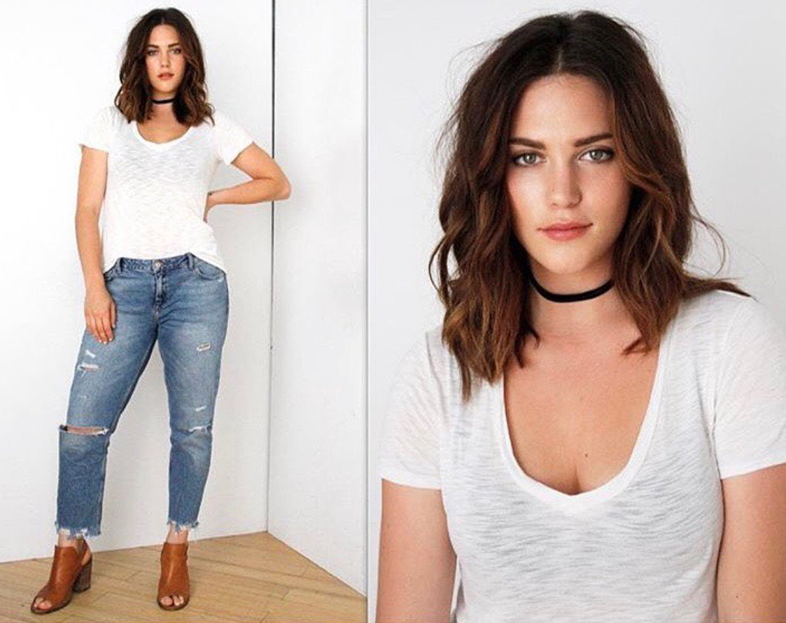 All Truth About Ali Tate Cutler — Victoria's Secret's First Plus-size Model – Video