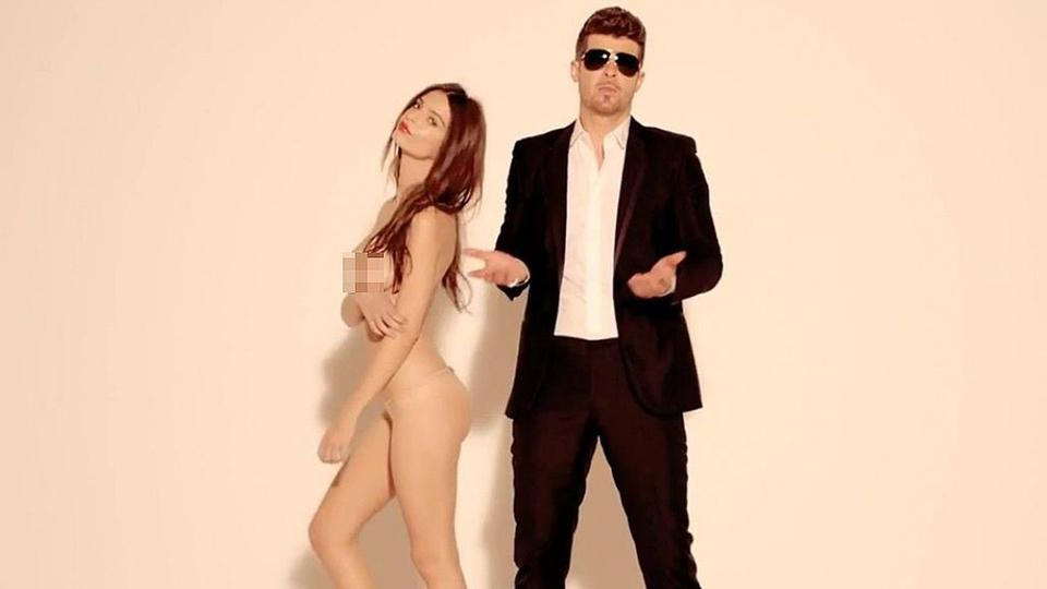 Emily Ratajkowski Reveals Why She Didn't Speak Out Sooner About Robin Thicke