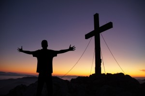 devotional on Easter and the cross
