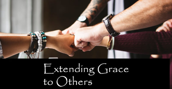 extending god's grace to others