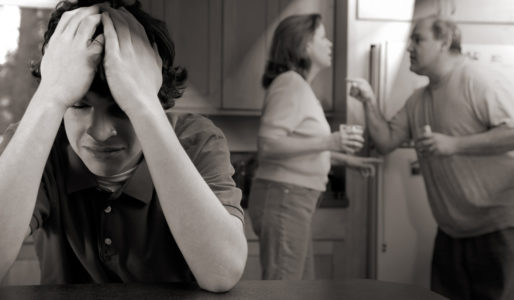 forgiving and loving abusive father