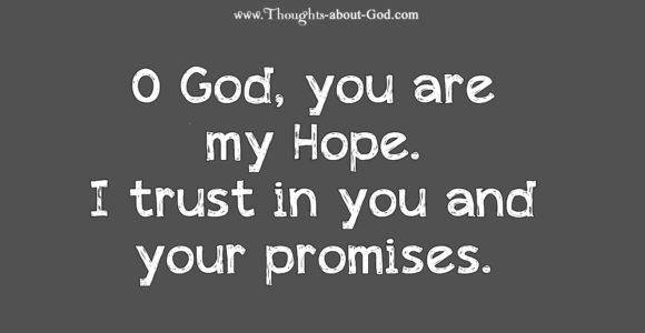 I Belief in You