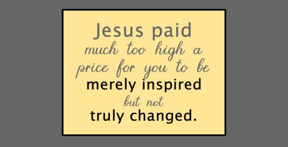 Jesus Is Risen. He Is Risen Indeed
