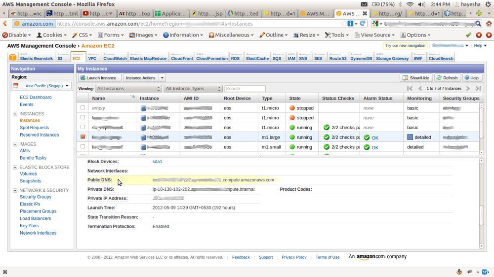 Monitoring and Managing Amazon RDS Databases using MySQL Workbench (3/6)