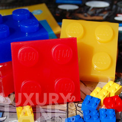 Hugely Giant Building Block Soap