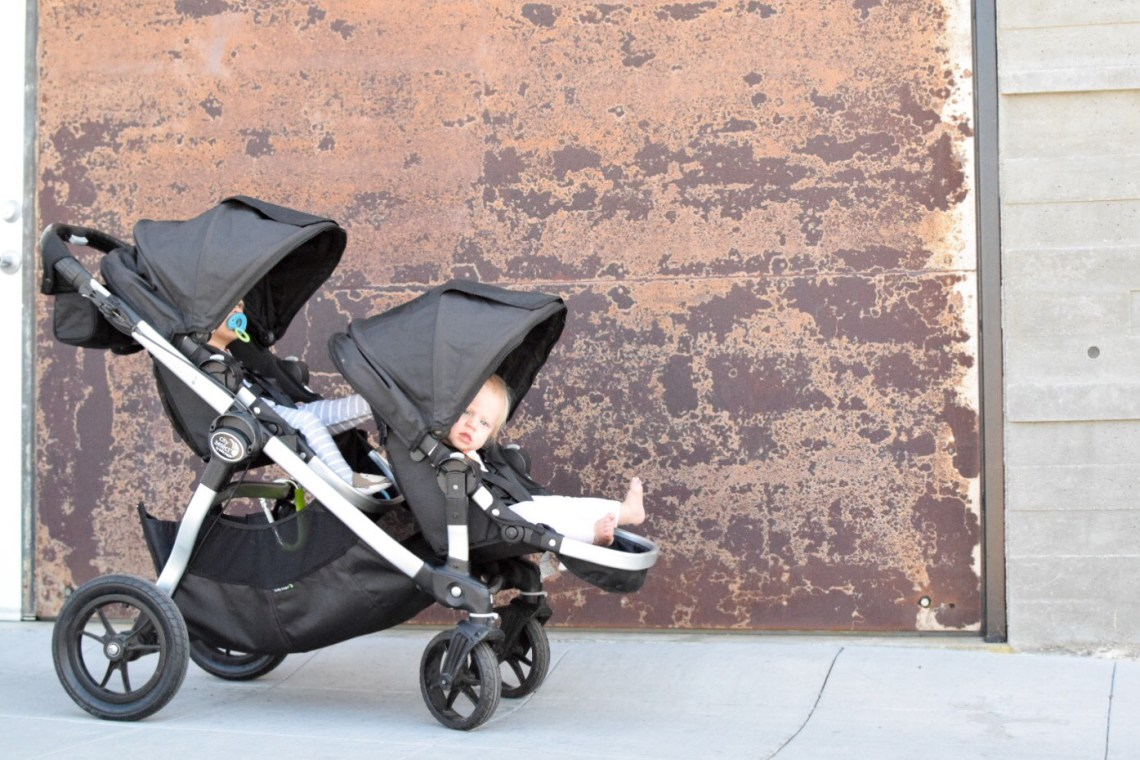 Twin Talk City Select Double Stroller Review Thoughts By B
