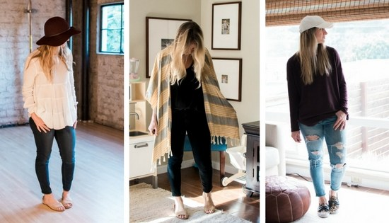 Mom Style   A weekly round up of mom friendly outfits! Get up and get dressed with Brandi of Thoughts By B!
