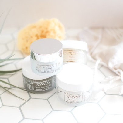 Kypris Beauty Skincare Campaign | Brand Photography by Thoughts By B