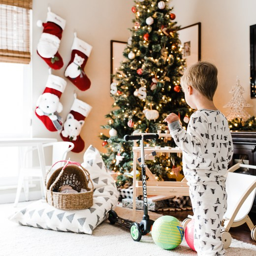HOLIDAYS AT HOME   A recap of the Christmas Season by Brandi of Thoughts By B