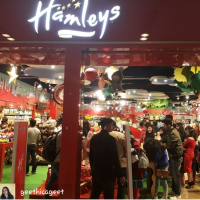 Christmas at Hamleys - DLF Mall of India (Noida)