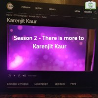 Season 2 - There is more to Karenjit Kaur