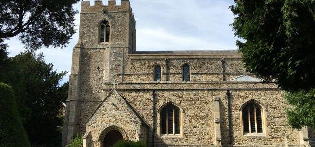 Holy Trinity Church, Great Paxton