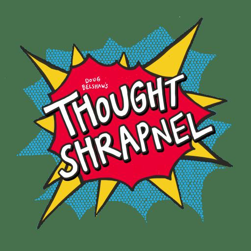 Thought Shrapnel logo