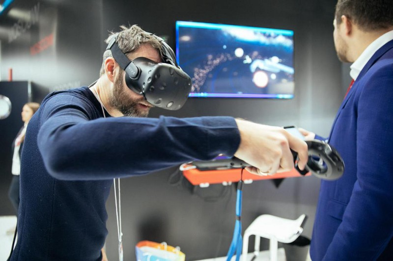 VR at the Bett Show