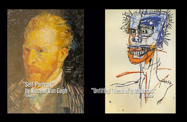 Van Gogh / Basquiat