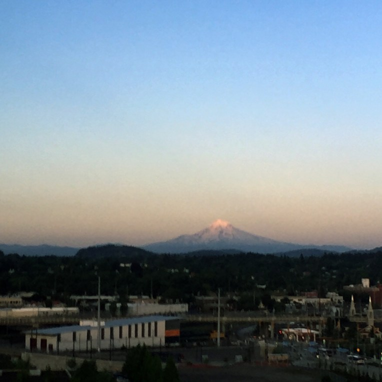 Mt. Hood!