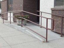 Building Wheelchair Ramps