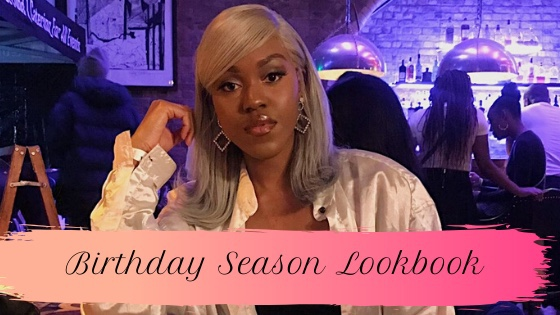 Birthday Season Lookbook