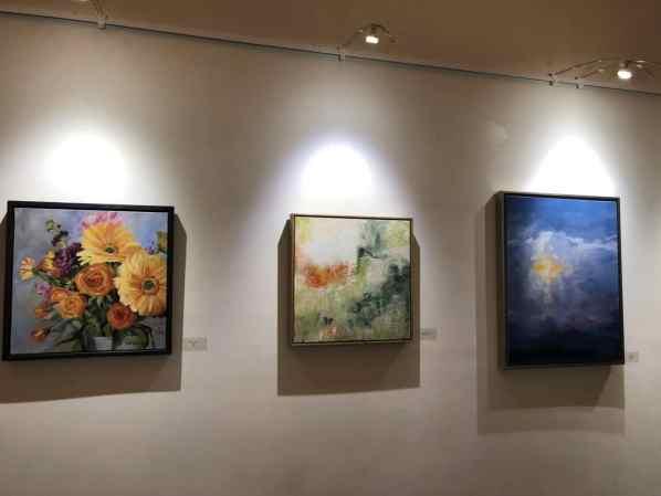 "Hopkinton Center for the Arts' ""Art in Bloom"""