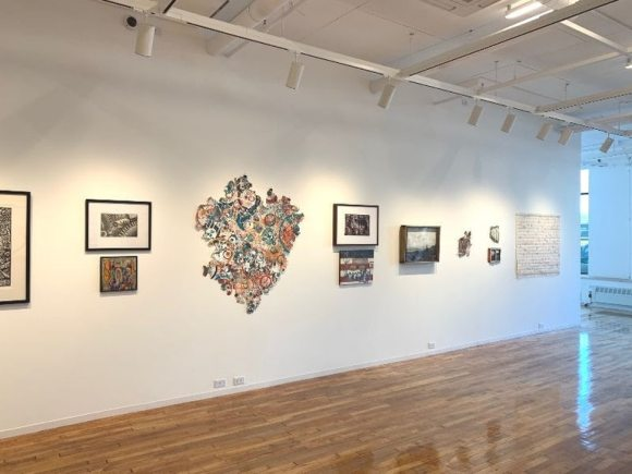 Arts Worcester's new gallery space