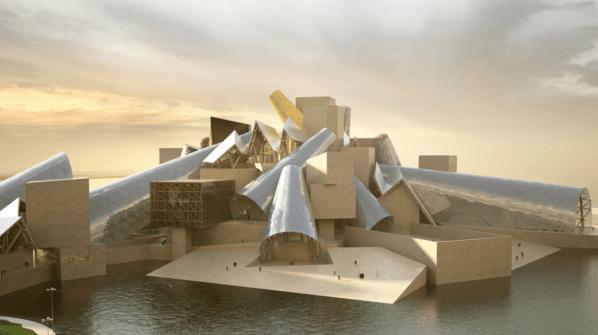 Venice and Bilbao's Guggenheim Museums
