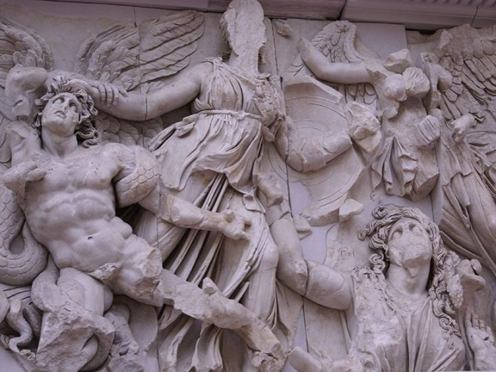 The Pergamon Museum Berlin