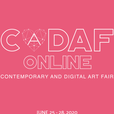 Contemporary and Digital Art Fair (CADAF) - navigating an online art fair
