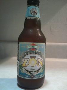 Boulevard Brewing Zon