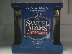 Samuel Adams Glass Pack