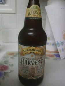 Sierra Nevada 2010 Southern Hemisphere Harvest Ale