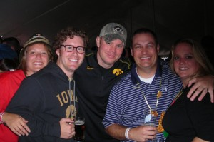 Some of the Crew at BrewFest 2010