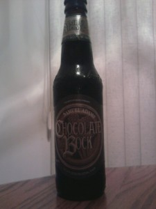 Samuel Adams Chocolate Bock