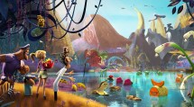 Cloudy With Chance Of Meatballs 2 Movie