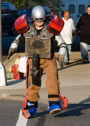 The idea for 'I, Robot' was conceived years ago.