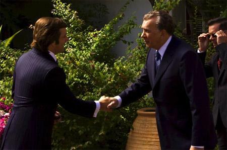 A $600,000 golden handshake.