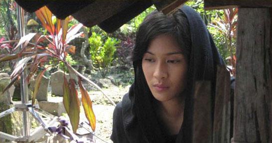 'Wanita Bertudung Hitam' was a big hit in Indonesia.